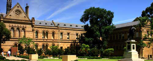 Adelaide - University of Adelaide