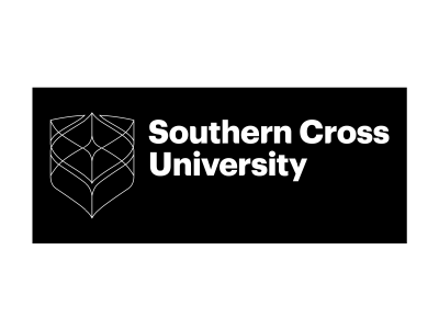 Southern Cross University logo and website link