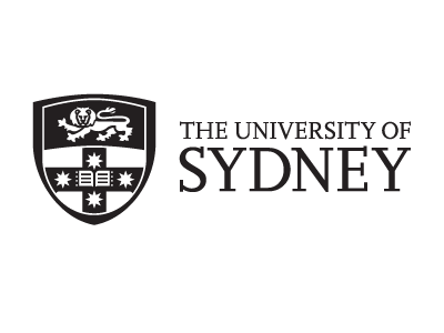 The University of Sydney logo and website link