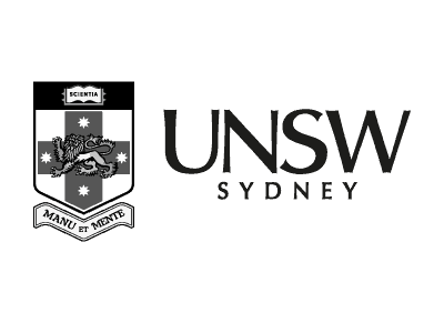 University of NSW logo and website link